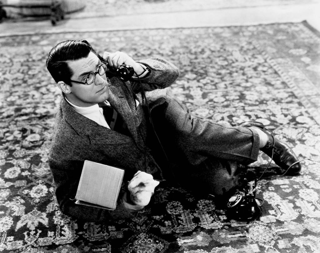 © L'Impossible Monsieur Bébé de Howard Hawks, avec l'extraordinaire Cary Grant (1967)