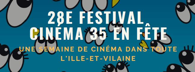 Visuel 28e Festival CinéMA 35 en Fete