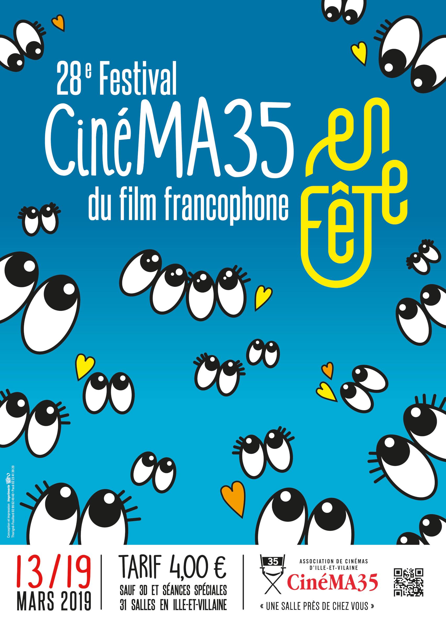 Festival Cinéma 35 En Fête 2019 Cinéma 35