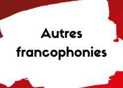 Autres francophonies